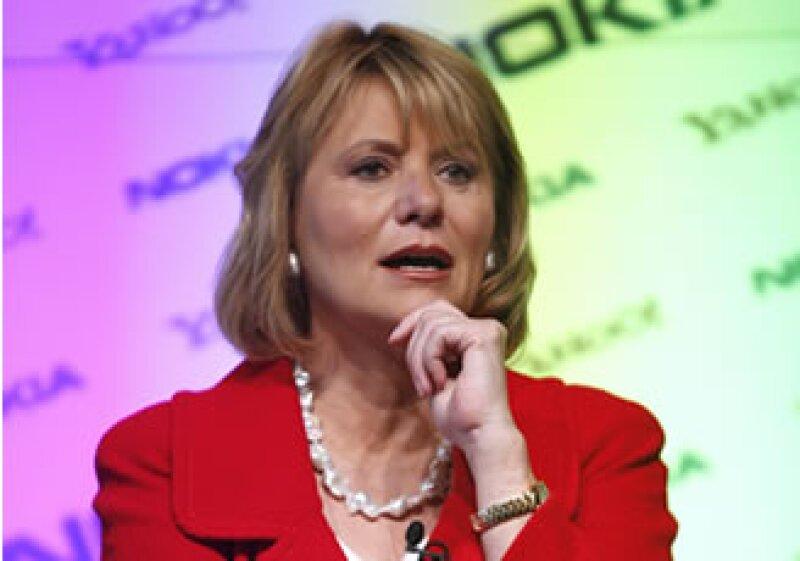 Yahoo será el proveedor exclusivo del servicio de e-mail de Nokia, anunció la CEO de Yahoo, Carol Bartz. (Foto: Reuters)