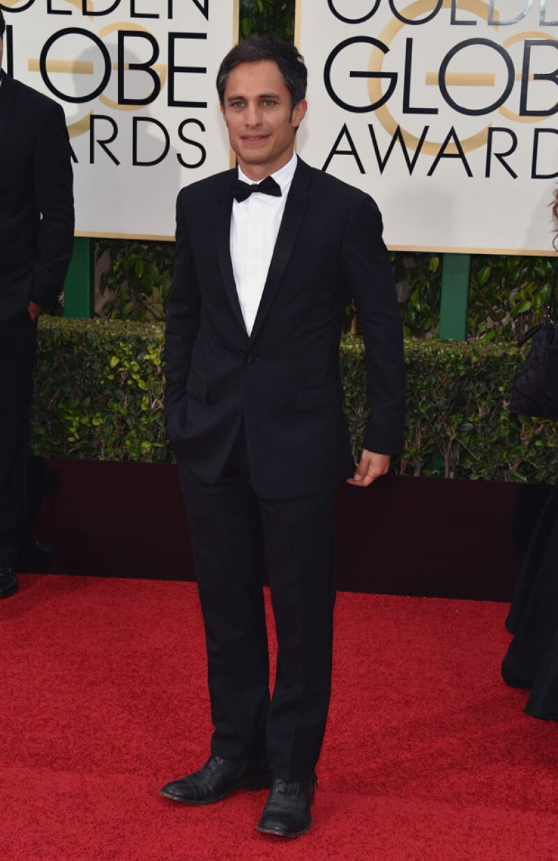 Gael García Bernal está nominado en la categoría Mejor Actor en una serie de comedia o musical por su papel en la serie Mozart in the Jungle.