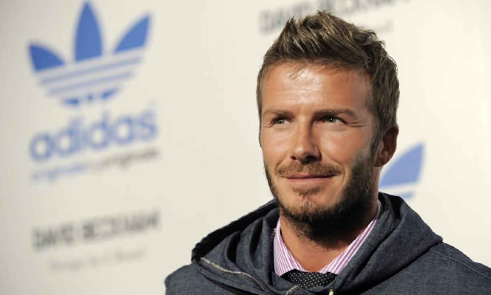 Un diseñador se encargó exclusivamente de crear la línea de ropa Originals by David Beckham, parte de la colección de Adidas.