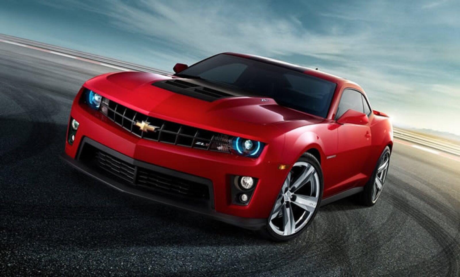 El ejemplar más potente en la historia de los 'muscle-car' de la firma estadounidense llega al mercado nacional.