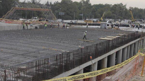 La unidad mexicana de la firma española OHL ha estado bajo presión desde la semana pasada. (Foto: Cuartoscuro )