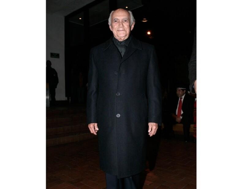 Jorge Arvizu murió este martes por la mañana a los 81 años de edad.
