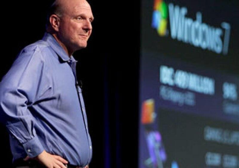 Microsoft espera que el nuevo procesador de Intel para 'tablets' les ayude a correr mejor su Windows 7. (Foto: Cortesía CNNMoney)