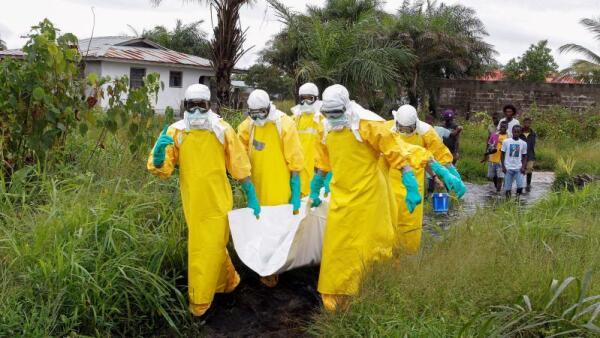 La OMS lanza alerta por un nuevo brote de ébola en el Congo