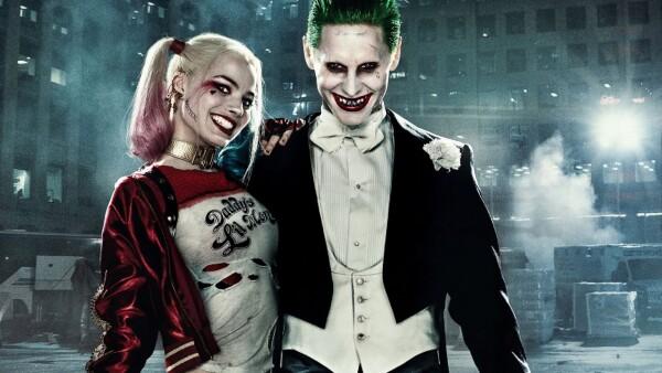 Jared Leto y Harley Quinn