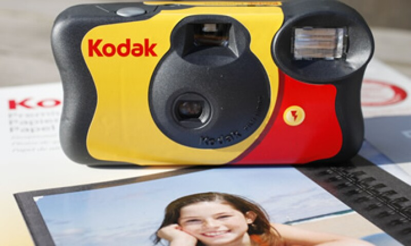 Kodak dijo que retrasará la venta de 1,100 patentes, con un valor de hasta 2,600 mdd. (Foto: AP)