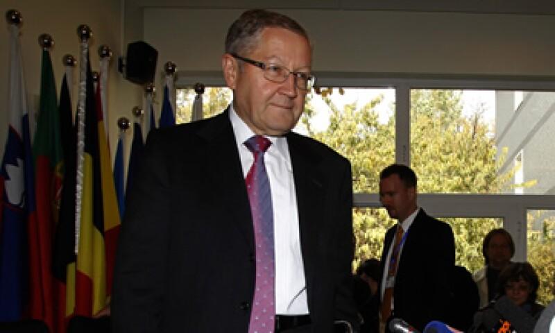 Klaus Regling participó en las prepararaciones de su país para entrar a la unión monetaria. (Foto: AP)