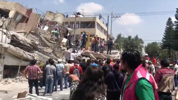 Temblor 14