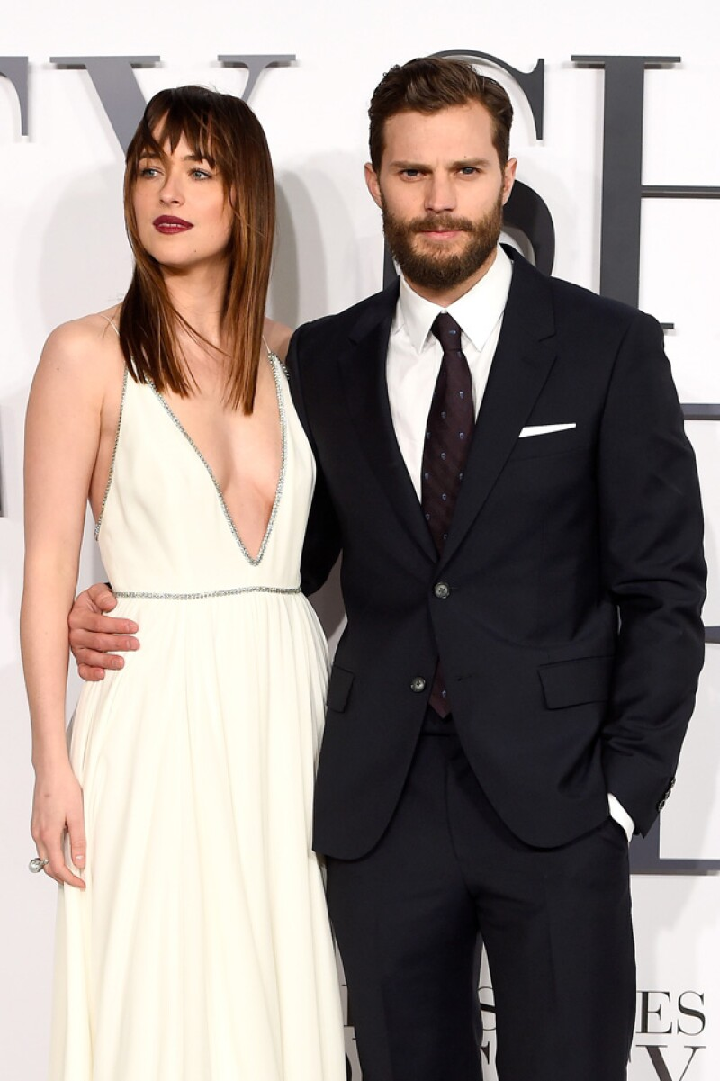 Dakota Johnson y Jamie Dornan sin duda segiurán siendo los protagonistas de esta ardiente historia.