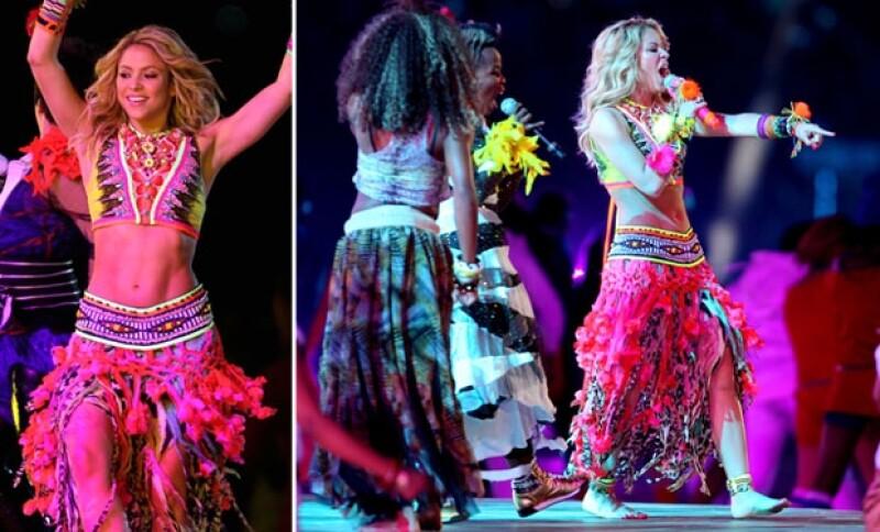 `Waka Waka´ adquirió fama mundial y le dio a Shakira grandes ganancias durante todo el 2010.