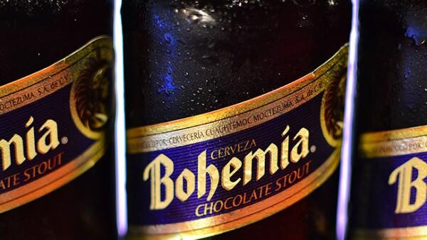 CERVEZA 3 BOHEMIA CHOCOLATE