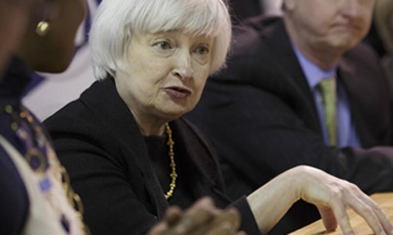 Yellen dijo que el alza de tasas no deería basarse en ningún indicador en particular sino en una amplia gama de información. (Foto: Reuters)