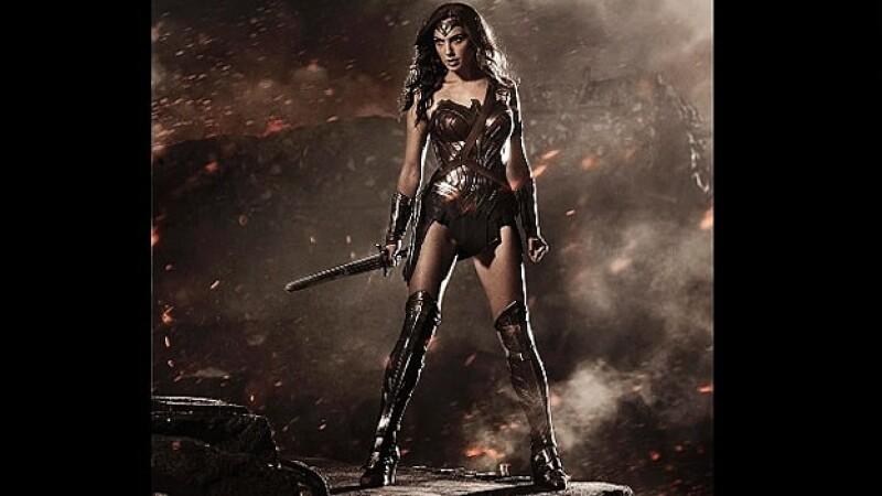 Wonder Woman Mujer Maravilla