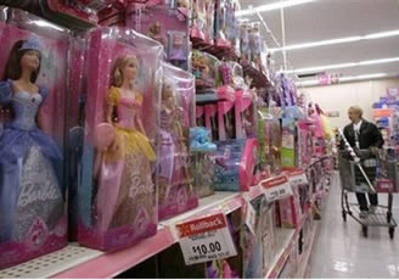 Los juguetes chinos entrarán a México por licitación (Foto: AP)