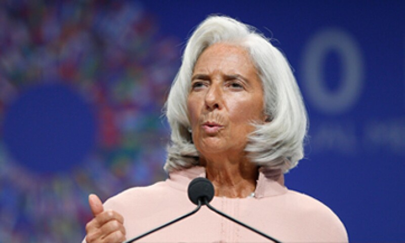 Christine Lagarde, directora del FMI, prevé una mayor integración financiera a nivel global. (Foto: Reuters)