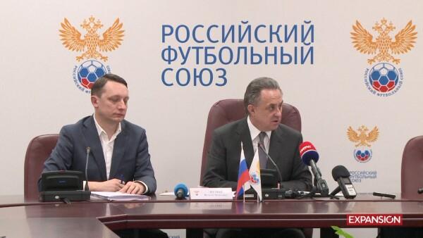 viceministro  ruso abandona cargo
