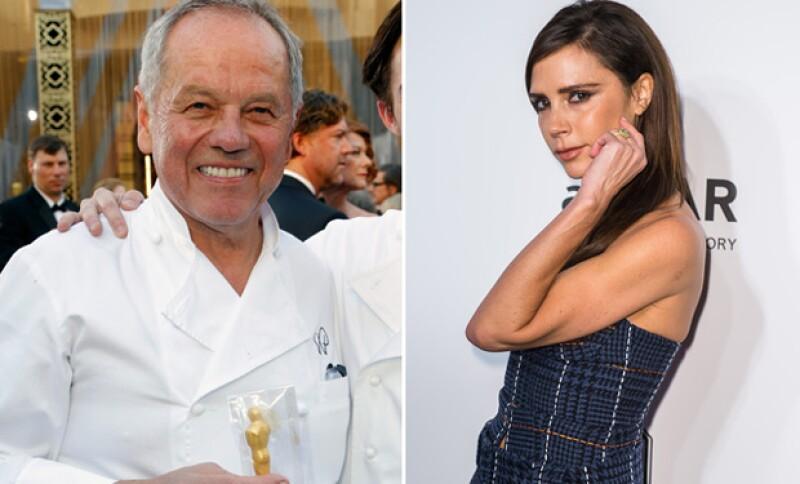 El famoso chef Wolfgang Puck expresó que la esposa de David Beckham suele pedir este platillo, mismo que va de acuerdo con la dieta alcalina que sigue ella.