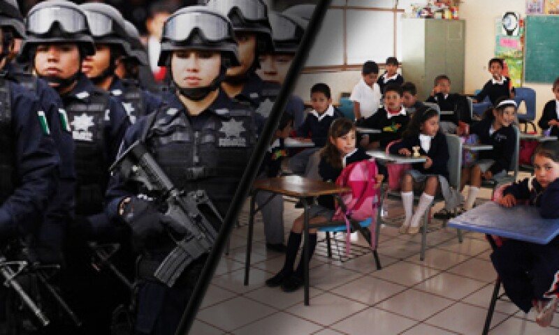 El 59% de los directivos cree que la estrategia contra el narcotráfico debe combinar prevención y enfrentamiento. El 27% apoya el plan de Peña Nieto, pero dicen que se debe mantener algún tipo de presión sobre la delincuencia. (Foto: Especial)