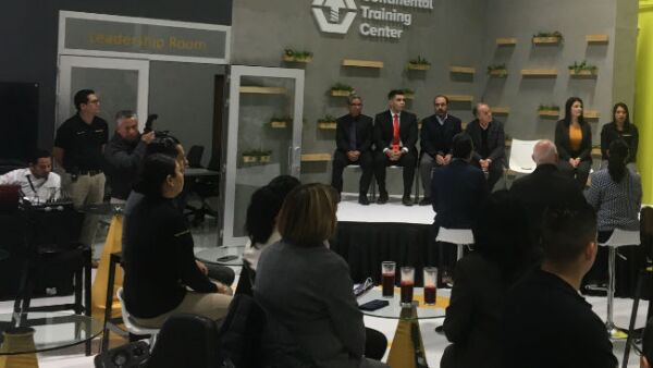 Continental Training Center, SLP, 3