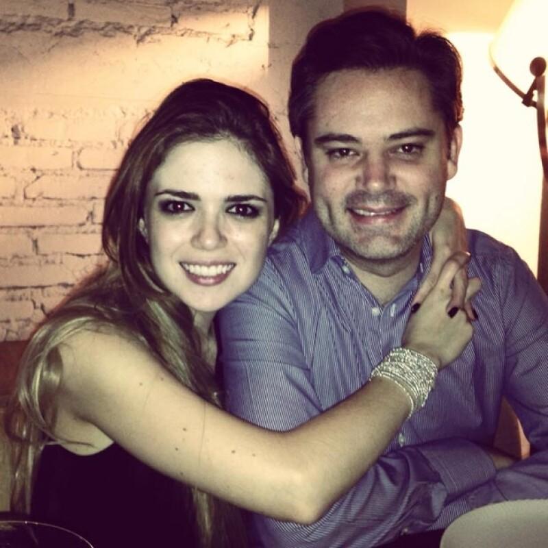 Aurelio Nuño es jefe de la Oficina de Presidencia y María bailaora profesional de flamenco.
