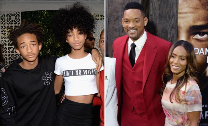 Sobre todo Willow Smith de 14 años de edad ha dado de qué hablar con su estilo de vida, pues aparenta mucho mayor edad con su forma de actuar y su estilo al vestir.