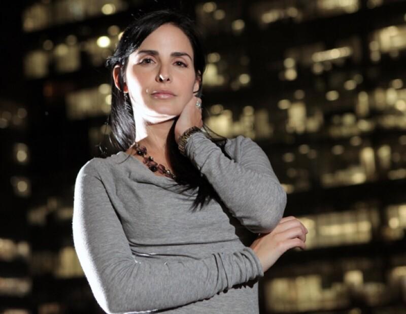 Ximena Herrera actuará en la película Siete Años de Matrimonio, que se filmará en Oaxaca y el DF.