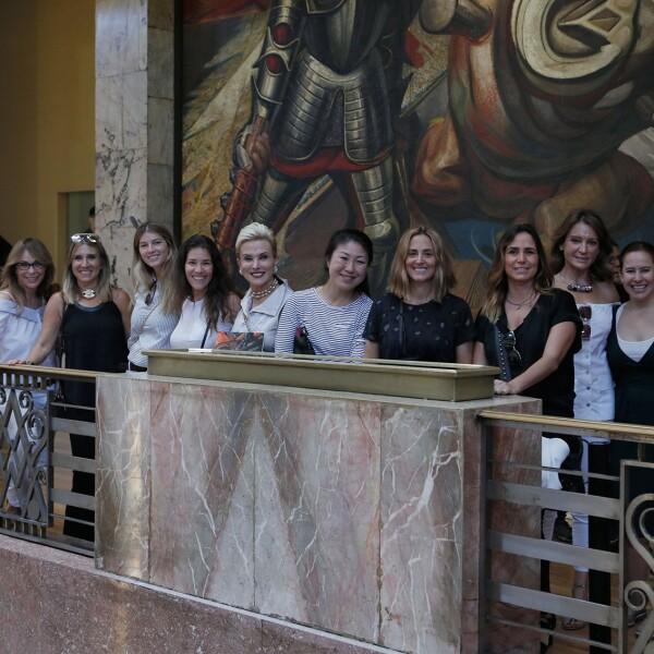 Recorrido por Bellas Artes con Summit