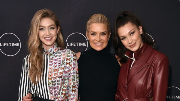 "Yolanda Hadid Celebrates Her Birthday And The Premiere Of Her New Lifetime Show, ""Making A Model With Yolanda Hadid"" With Friends And Family In New York"