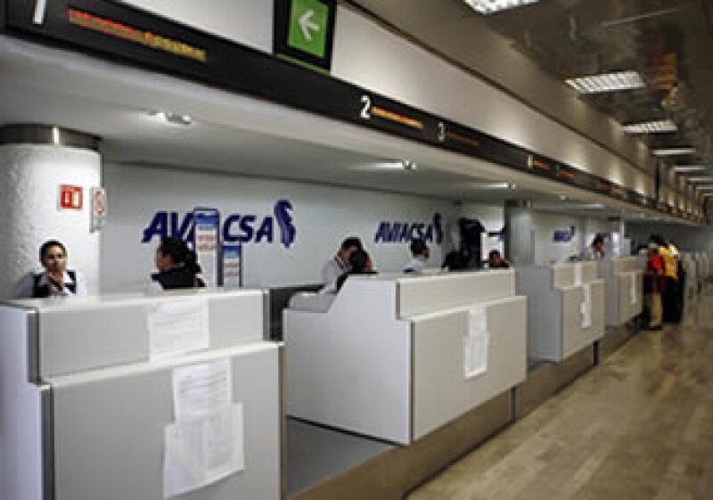 Los pasivos de Aviacsa ascienden a alrededor de 1,600 millones de pesos. (Foto: AP)