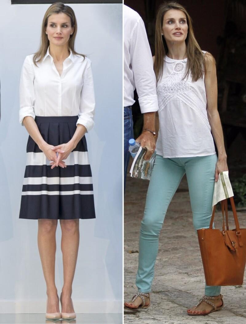 España tiene nueva Reina y su estilo se distingue por su sencillez. Aquí te decimos cómo copiarle el look.