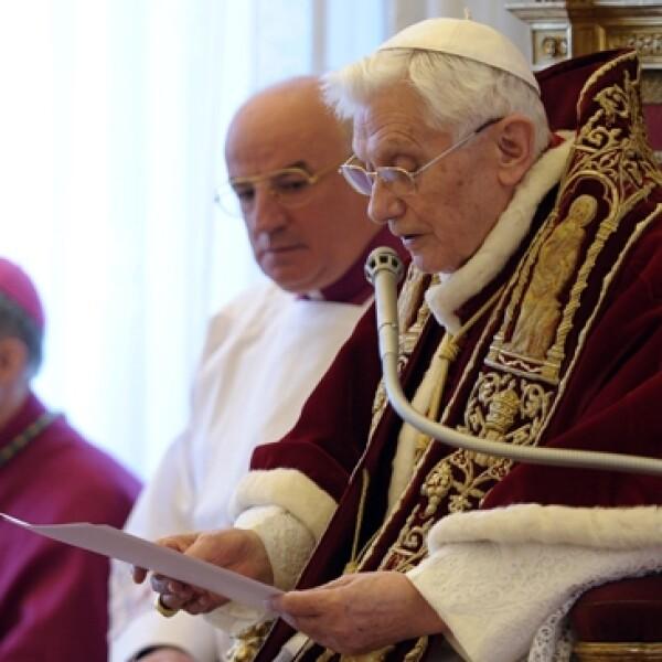 Benedicto XVI papado 1