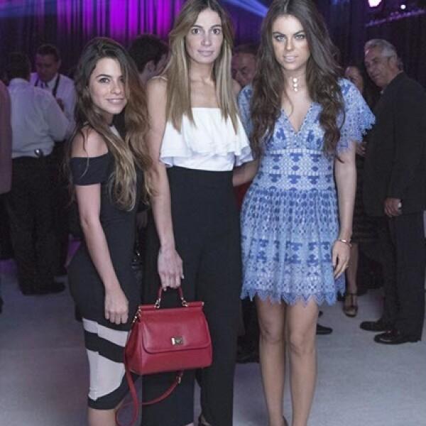 Karina Torres,Andrea Wade y Yael Sandler
