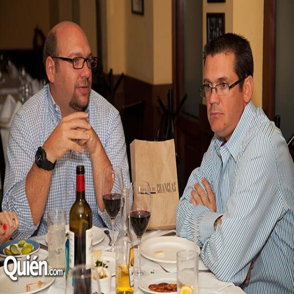 Jean Tardiff,Mauricio Vázquez