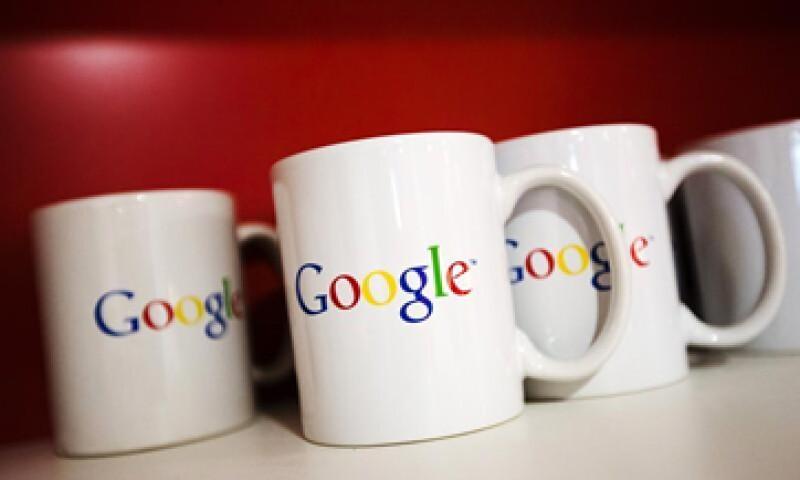 Google tiene una capitalización de mercado de 375,200 billones de dólares, según CNNMoney. (Foto: Reuters)