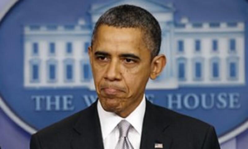 El presidente Barack Obama remarcó que es optimista ante el abismo fiscal.  (Foto: Reuters)