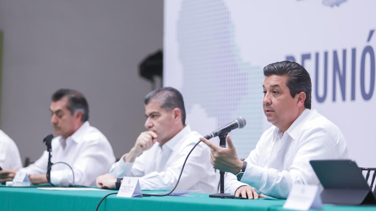 COVID:19: Coahuila, NL y Tamaulipas piden endurecer medidas en frontera con EU