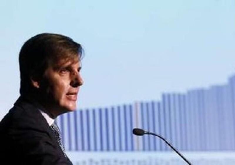 El mandato de Martín Redrado, presidente del Banco Central Argentino, tiene vigencia hasta septiembre de 2010. (Foto: Reuters)