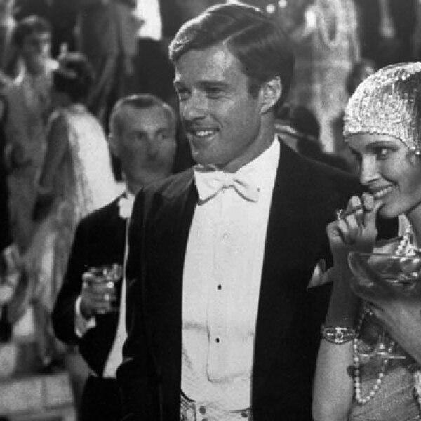 La nueva cinta del Gran Gatsby se desmarca de la versión de 1974 protagonizada por Robert Redford y Mia Farrow.