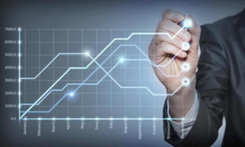 Sobre la inflación, los expertos estiman que cierre el año en 2.82%, cifra similar a la prevista en julio. (Foto: shutterstock)