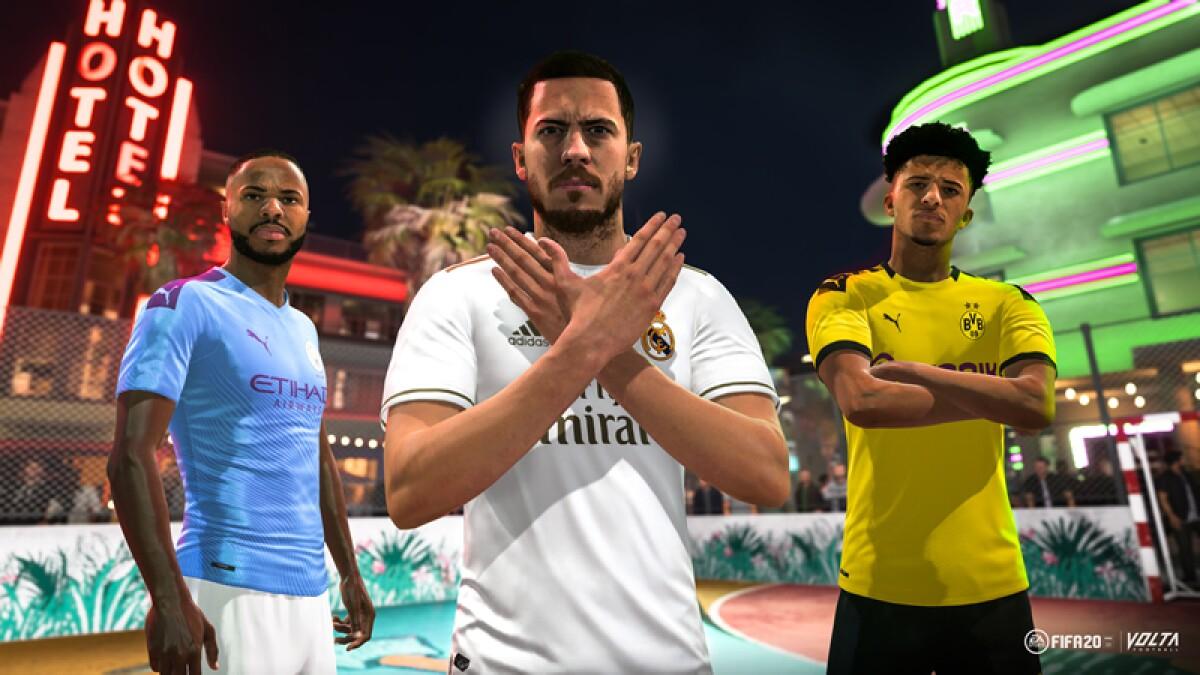 FIFA 20 tendrá un modo parecido al FIFA Street