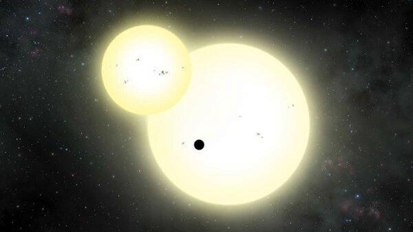 Kepler-1647b cuenta con la mayor órbita para este tipo de planeta.
