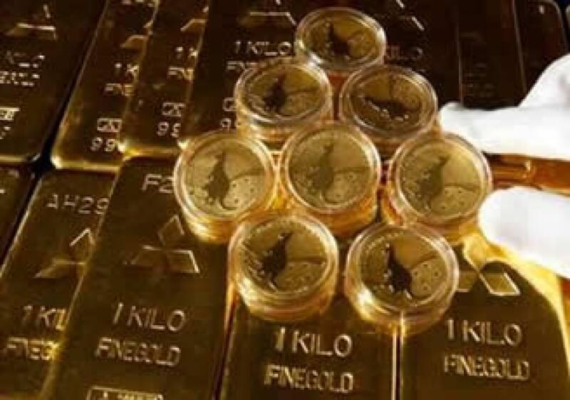 El precio del oro acumula tres sesiones marcando niveles récord. (Foto: Reuters)