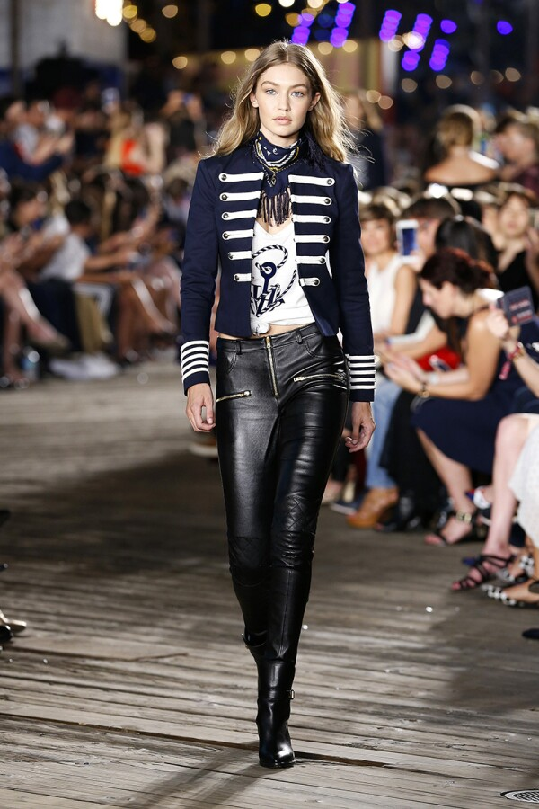 Tommy Hilfiger Women's - Runway - September 2016 - New York Fashion Week