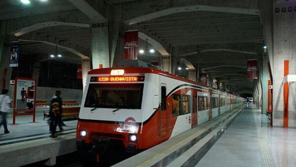Tren suburbano Buenavista