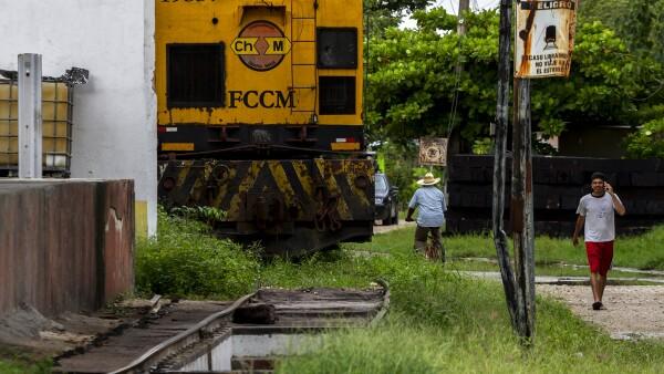 Tren Maya ruta