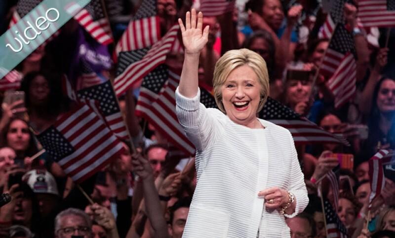 No cabe duda, Hillary Clinton es la mujer del momento. Es por eso que hacemos un recuento de sus mejores momentos.