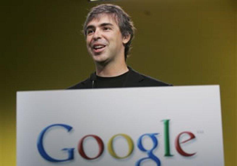 El temor de Larry Page es perder trabajadores que prefieran empresas pequeñas. (Foto: AP)