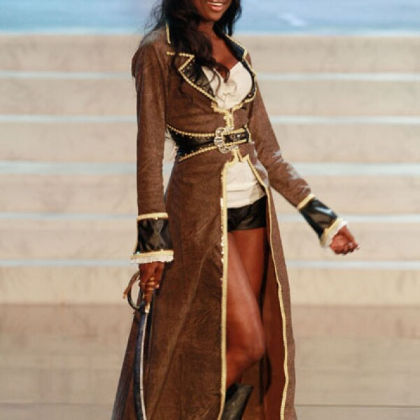 Miss Bahamas, Celeste Marshall.