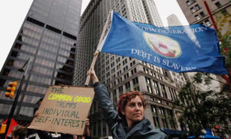 El movimiento 'Occupy Wall Street' será apoyado por 90 universidades. (Foto: Reuters)