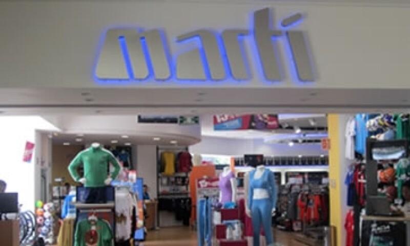 tienda marti